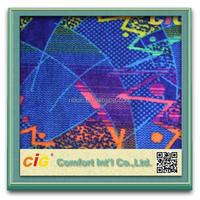 New Style Seat Cover Fabric car print fleece fabric