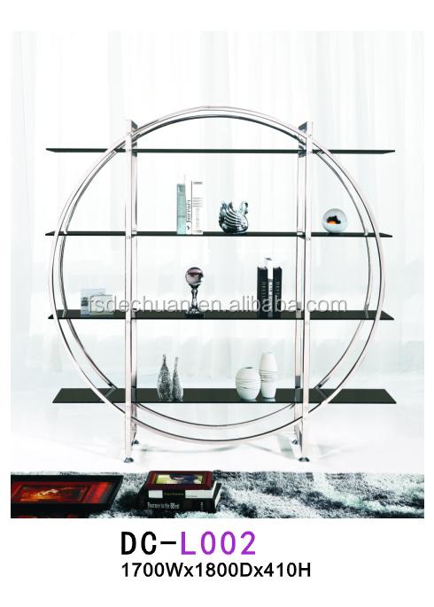 Meubles A La Maison Ronde En Metal Moderne Bibliotheque D Angle Buy Bibliotheque Bibliotheque D Angle Moderne Product On Alibaba Com