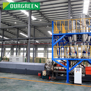 Nanjing Ourgreen CO2 XPS Production Line, XPS Extruder, XPSMachine for Styrofoam Production