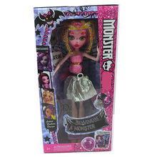 Ultima Moda Solid Body Joint Devil Girl <span class=keywords><strong>Doll</strong></span> con Parti Bambola