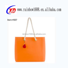 Online Best selling beach bag silicon waterproof hand bag