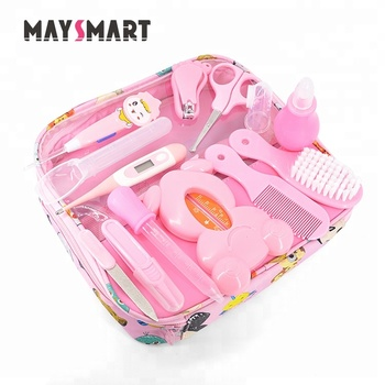 ABS Plastic Baby Beauty Manicure Table  Tool Toy Baby Kids Manicure Set