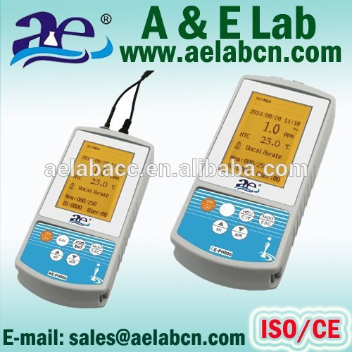 digital handy ph meter