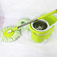 2018 hot sale Self-washed 360 spin Rotating mop