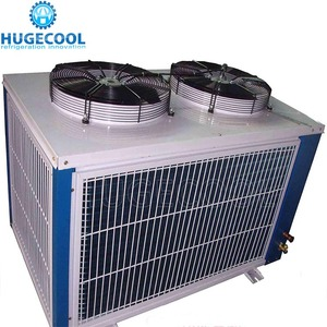 Box type compressor 2 hp copeland refrigeration condensing units