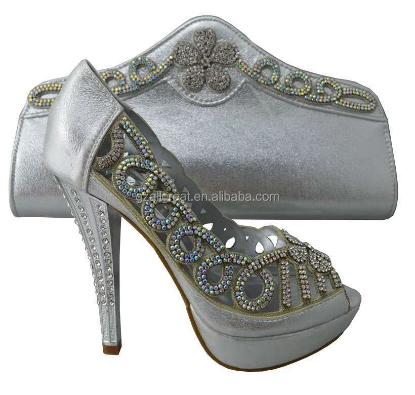 90fdef90ccfc7 italian shoes and bag set/italian shoes and bags to match women AB8331#3