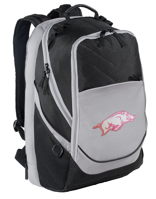 Womens University of Arkansas Backpack Arkansas Razorbacks Laptop Computer Bag