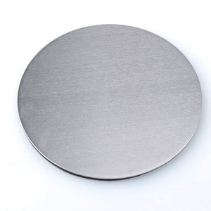 Factory Price Cold Rolled 2B Finish 201 Grade Stainless Steel Circle