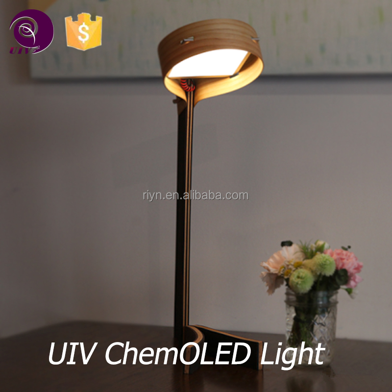 Luxurious square organic light emitting diodes