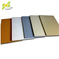 Fastest Delivery Composite Outdoor Wall Siding Fiber Cement Board