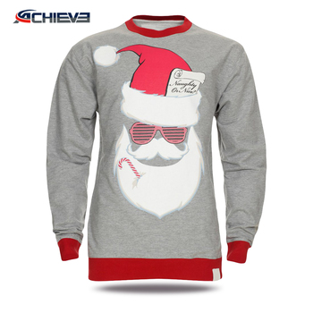 sublimation custom christmas sweater designwinter man woman sweater - Custom Christmas Sweater