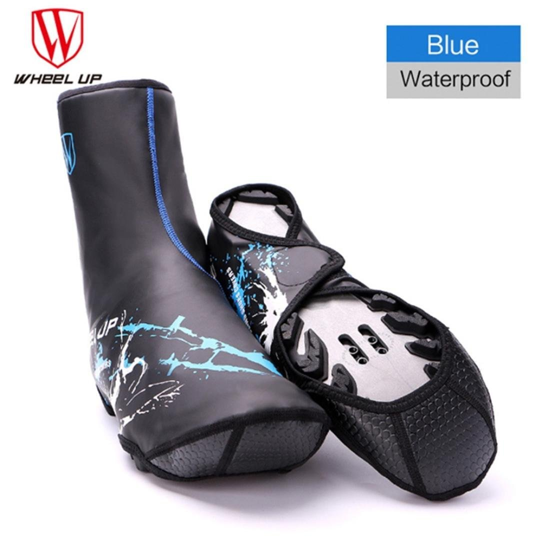 Cycling Shoes Covers Gaiter Windproof Sand-proof Running Overshoes Bicycle YP