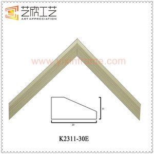 Small Kitchen Cabinet Skirting Board Decorative Plastic Foam Crown Molding
