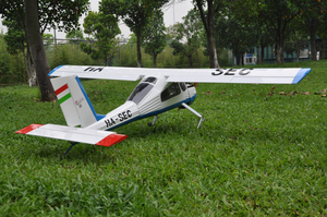 High Quilaty Hobby PZL-104 Wilga 30CC 89'' Balsa Wood Gas RC Plane