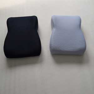 Breathable automobile 3D air mesh fabric latex seat/back support cushion cover