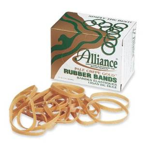 """Rubber Bands,Size 117B,1/4lb,7""""x1/8"""",Approx. 75/BX,NL [Set of 3]"""