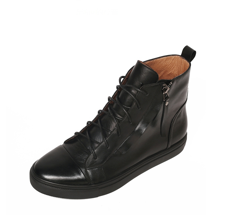 j001h 02 black cool shoes italian leather shoes