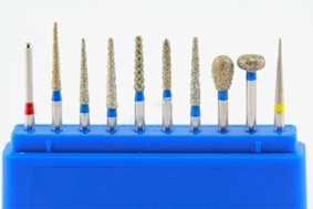 Dental diamond burs/Nail carbide burs/Carbide rotary nail file