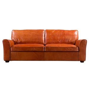Orange Leather Sofa, Orange Leather Sofa Suppliers and ...