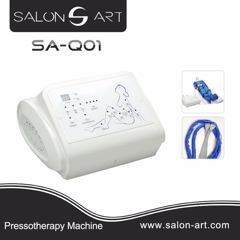 SA-Q01 Pressotherapy slimming device for lymphatic drainage and weight loss for sale