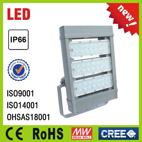 400W 300W 200w 150w Fixture High Power LED Tunnel Light floodlight in speedway tunel CE Rosh Certificate approved lighting