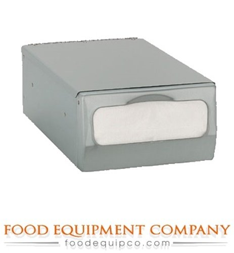 Dispense Rite Countertop Mini Fold Napkin Dispenser, 4 1/2 x 7 5/8 x 11 5/8 inch -- 6 per case.