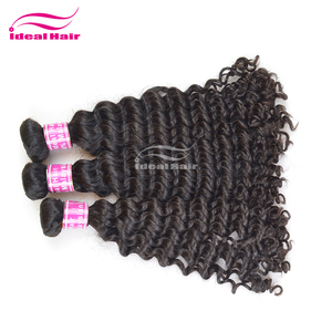 Latest coming top grade remy virgin thick healthy ends hair wavz