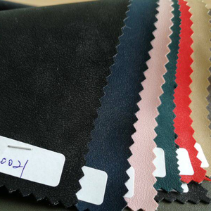 Embossed PU Synthetic Leather For Lining Various Usage