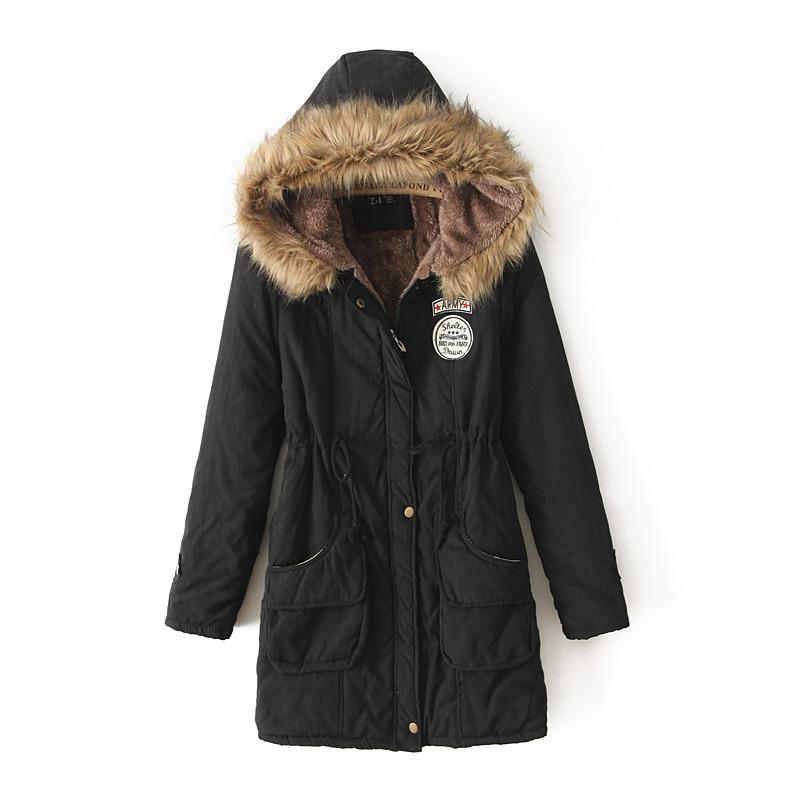 Coat With Hood Womens Jacketin
