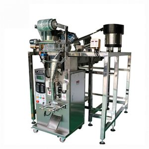 Automatic Multi-Function hardware fastener screw packaging machine