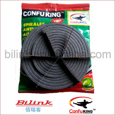 12hours burning household plant fiber materials for mosquito coil