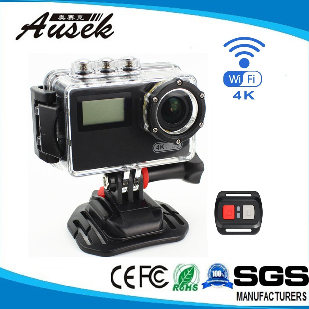 2017 trending products SJ9000 plus go pro camera ntk 96660 real 4k wifi action camera be unique