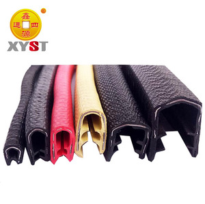 Shock absorption rubber edge trim bunnings