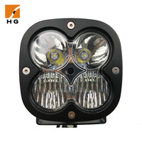 Combo 40w led work light 4inch led truck driving offroad light used for Car,Truck,SUV