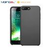 2017 Hot selling Super feel good silicone mobile phone back cover for iphone silicon case