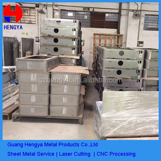 Supply Q345 hot plate sheet metal fabrication mass production service
