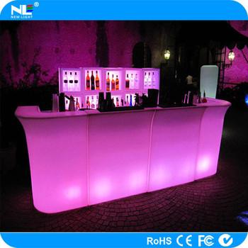 restaurant led light bar counter modern design buy led light bar