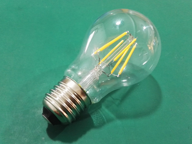 Fake Tungsten Filament,All-glass Envelope Omnidirectional A60/a19 ...