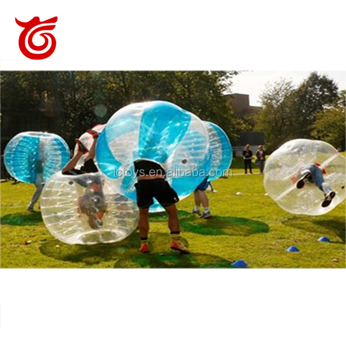 New design inflatable bump ball, human inflatable bumper bubble ball, inflatable bumper ball