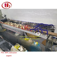 WPC Wood Plastic Decking / Fence / Wall Panel / Post Making Machine