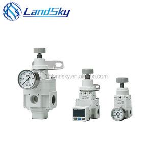 LandSky S MC filter control pressure regulator Precision Regulator IR1000 /  2000 / 3000 Series