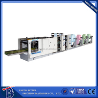 China factory manufacture high quality and best selling jumbo roll adhesive tape slitting machine