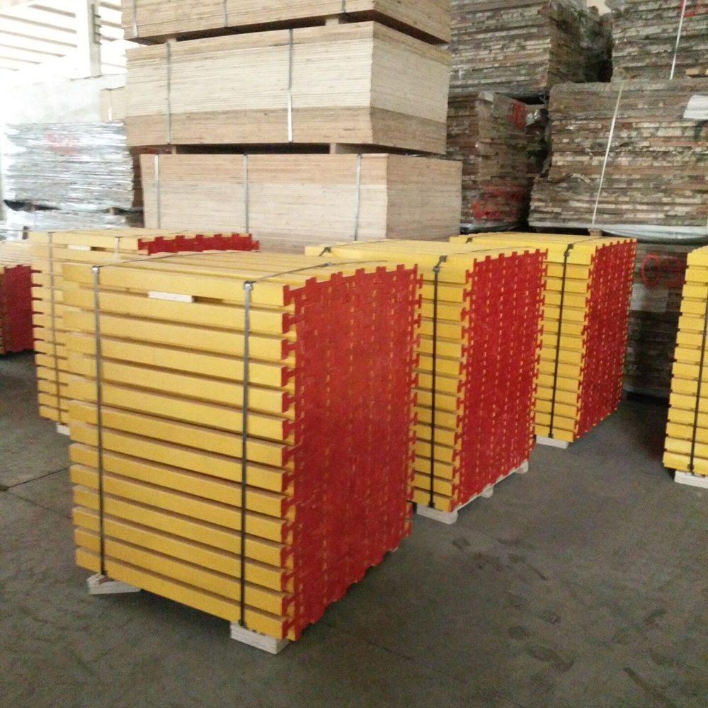 High Quality H16 Formwork H20 Timber Beam Used In Construction for sales