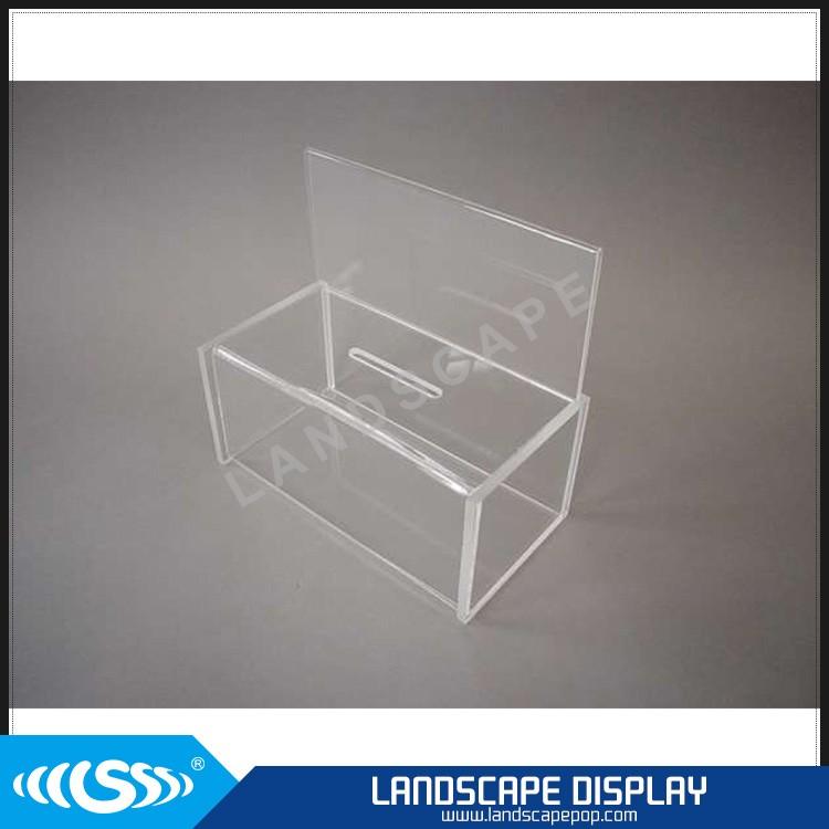 Acrylic Boxes Custom Made : Custom made acrylic coin display plexiglass