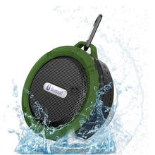 Wholesale waterproof bluetooth speaker, Mini Shower Wireless Bluetooth Water proof Speaker With Hands Free Function