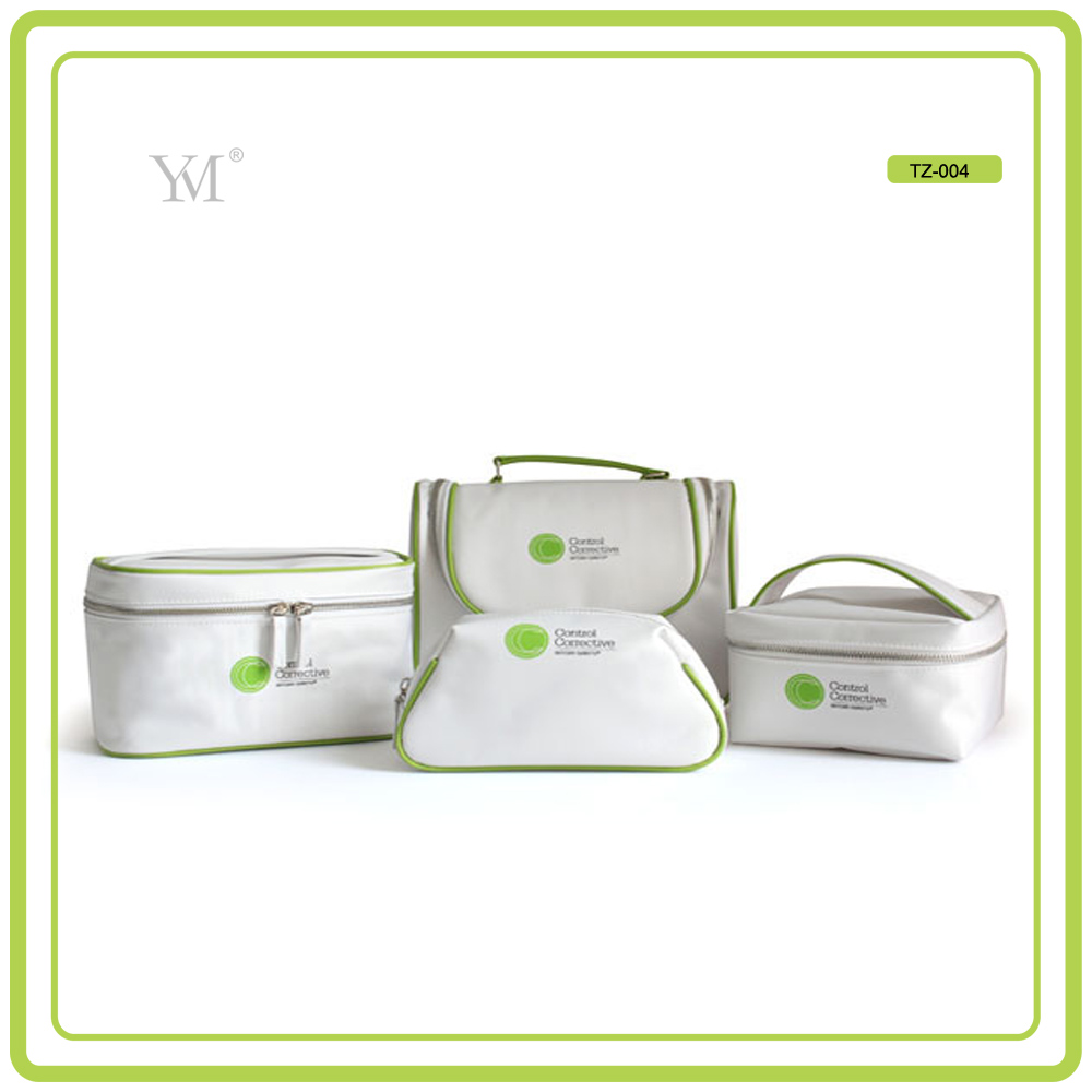 promotional wholesale customised nylon cosmetic bag travel