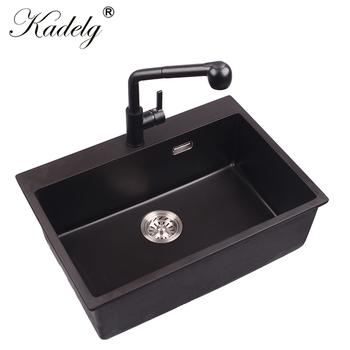 Moderne Rechteckige Waschbecken Preise Made In China Schwarz