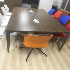 Simple design China 10 person conference meeting table for sale