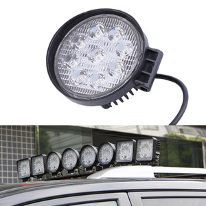 High quality auto car LED work bar Spotlight Flood Beam Truck Tractor Car Led Work Light
