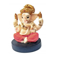 Polyresin dio <span class=keywords><strong>indiano</strong></span> idoli Piccolo Lord Ganesha Indù Statua Buona Fortuna Dio Figura